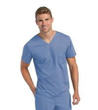 V-Neck by Landau Uniforms, Style: 7478-BCCV